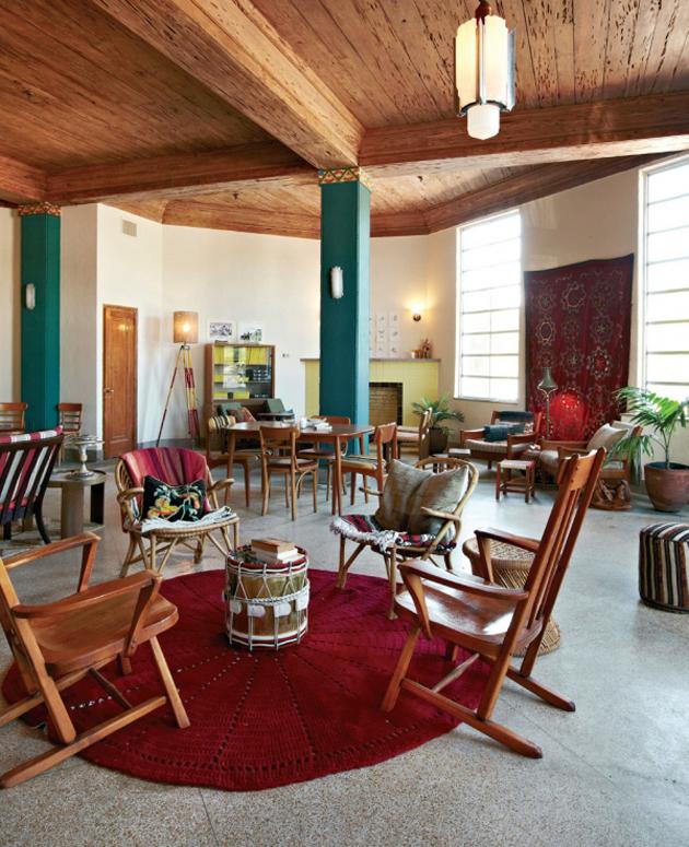 Nerede kalmalı? Hip-hostel Freehand Miami
