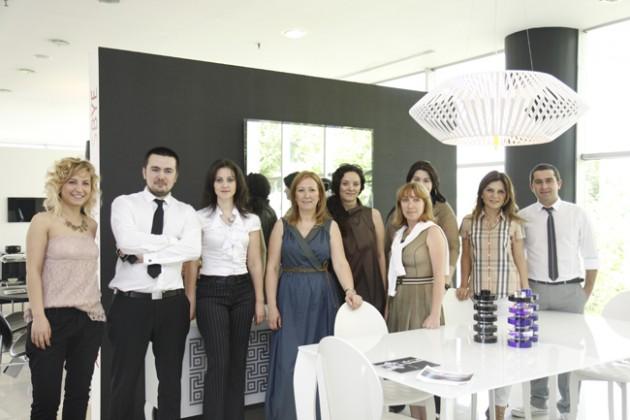 2010 Dekorasyon trendleri Maison Française ekibinin sunumuyla Koleksiyon Home Ankara'daydı