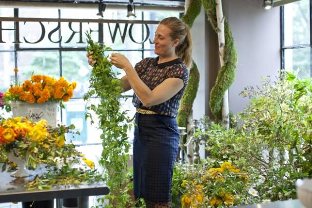 RÖPORTAJ: Flower School NY kurucusu Eileen Johnson