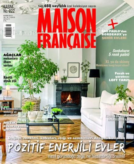 Maison Française Kasım 2013