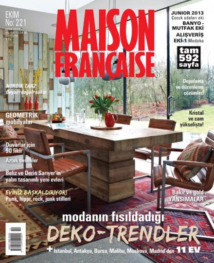 Maison Française Ekim 2013