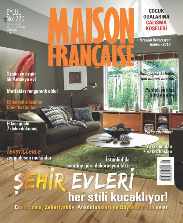 Maison Française Eylül 2013