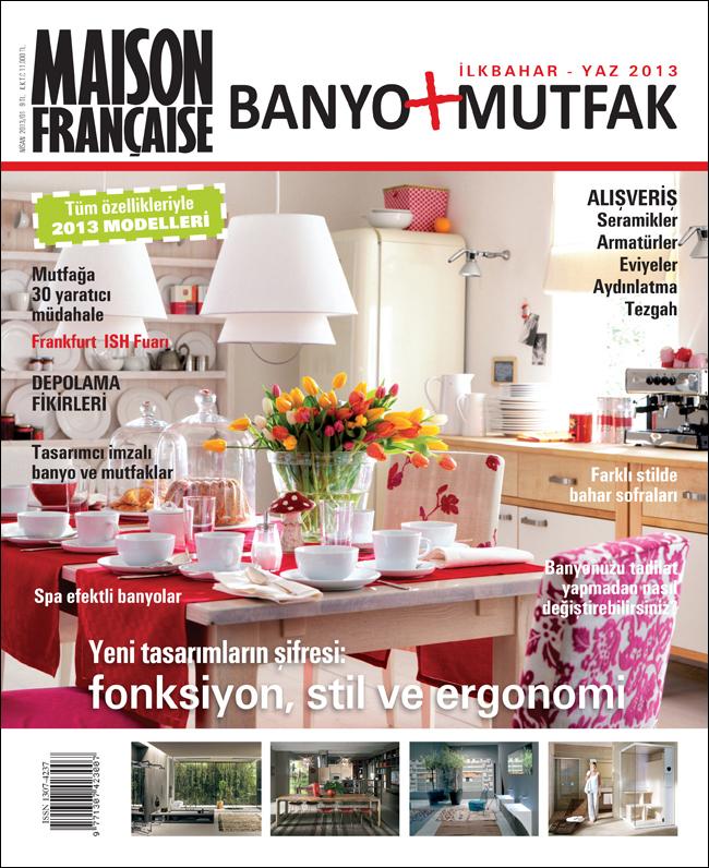 Maison Française Banyo+Mutfak 2013