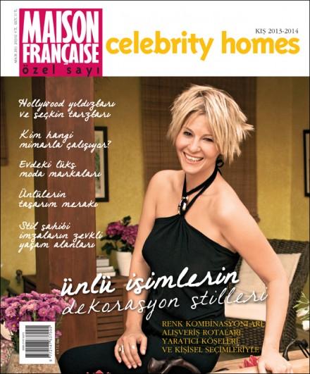 Maison Française Celebrity Homes 2013