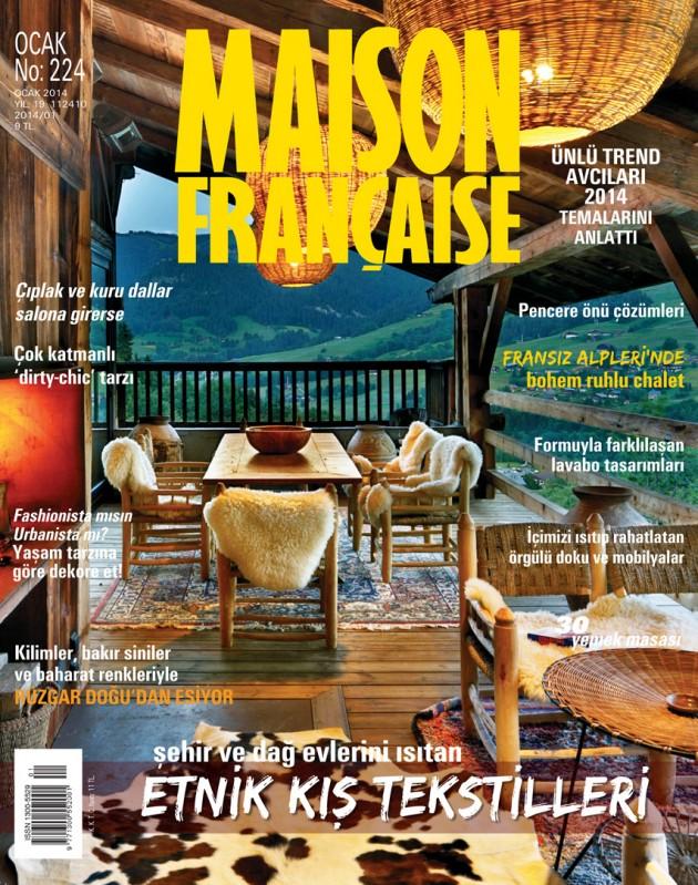 Maison Française Ocak 2014