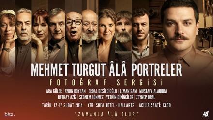 Sofa Hotel Hallarts- Mehmet Turgut- Âlâ Portreler