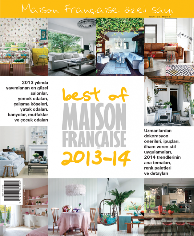 ÖZEL SAYI: BEST OF MAISON FRANÇAISE 2013-14