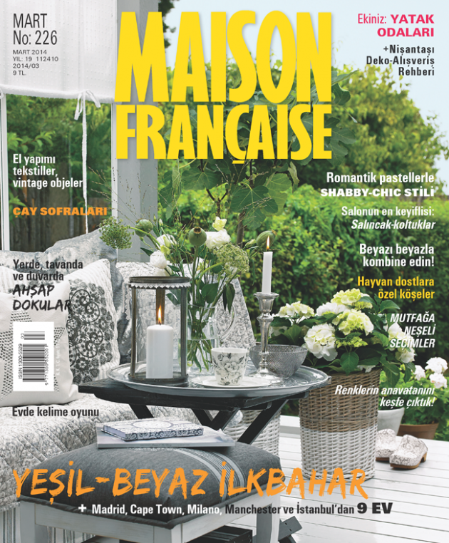 Maison Française Mart 2014