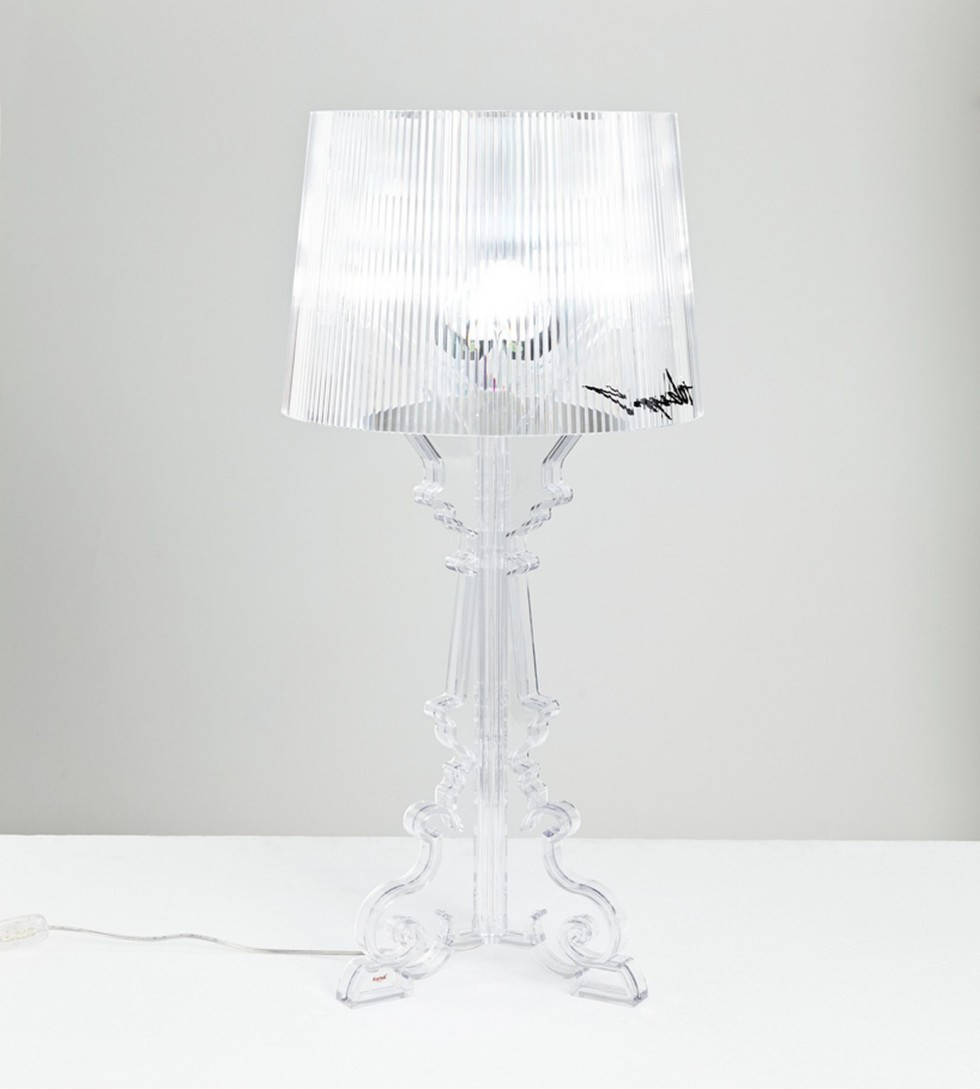 Maison-et-Objet-Paris-2014-Bourgie-table-lamp-10th-anniversary-Tokujiin-Yoshioka-e1390586177466