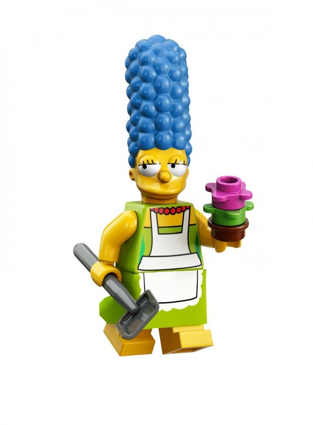The Simpsons LEGO ile ölümsüzleşiyor
