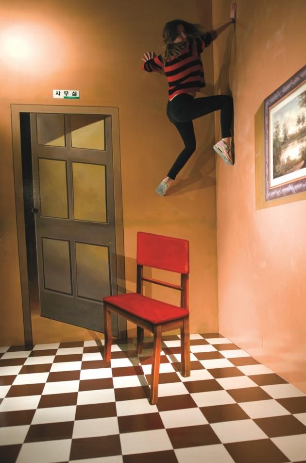 """Üç boyutlu sanat müzesi """"Alive Museum"""" İstanbul'da"""