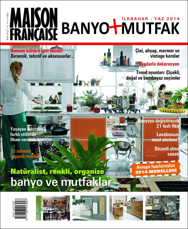 Maison Française Banyo + Mutfak Özel Sayısı