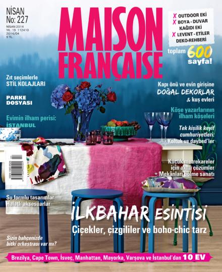 Maison Française Nisan sayısı