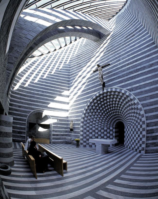 Das Tessin: Chiesa di San Giovanni Battista