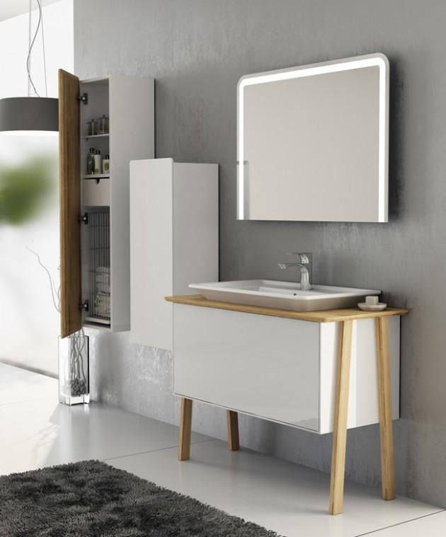 Retro modern banyolar