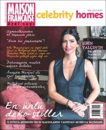 Maison Française Celebrity Homes 2014-2015 Bayilerde!