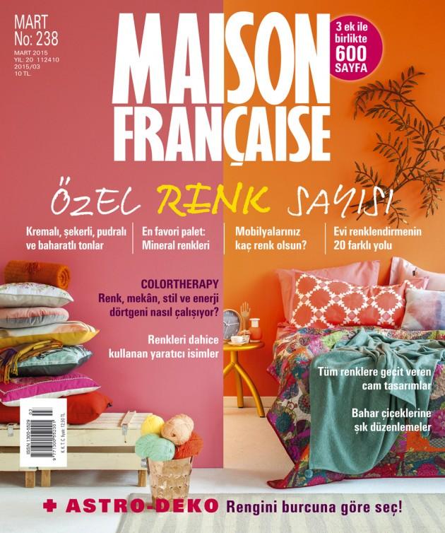Maison Française Mart sayısı