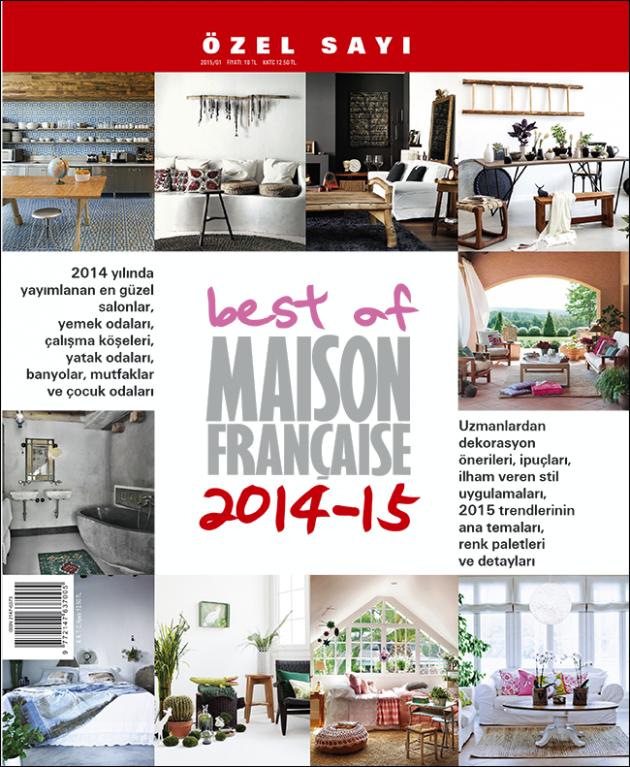 BEST OF MAISON FRANÇAISE 2015
