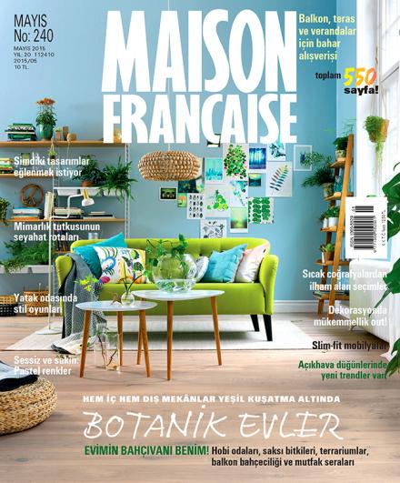 Maison Française Mayıs sayısı