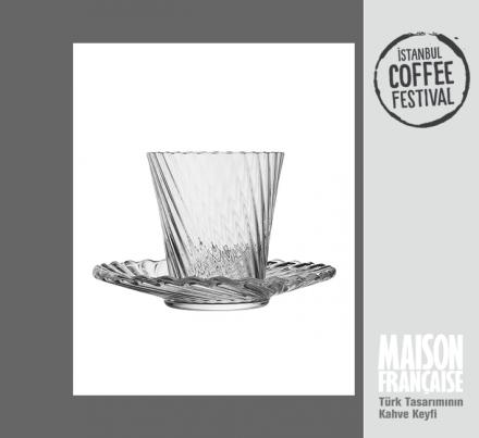 ISTANBUL COFFEE FESTIVAL/ MAISON FRANÇAISE TÜRK TASARIMININ KAHVE KEYFİ SERGİSİ: AYŞE BİRSEL