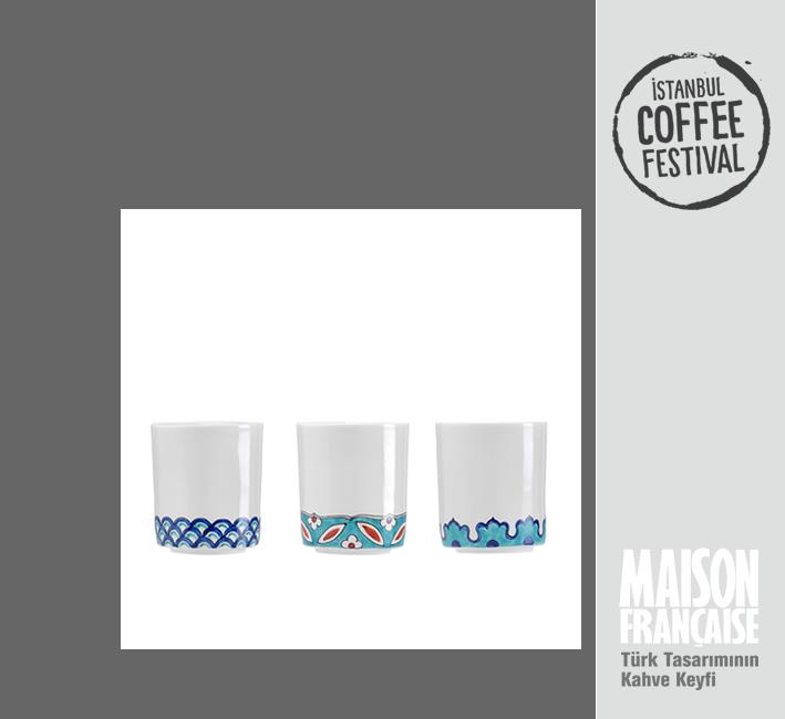 ISTANBUL COFFEE FESTIVAL/ MAISON FRANÇAISE TÜRK TASARIMININ KAHVE KEYFİ SERGİSİ: ERDEM AKAN