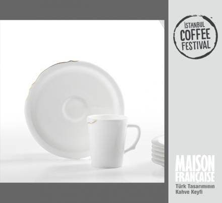 ISTANBUL COFFEE FESTIVAL/ MAISON FRANÇAISE TÜRK TASARIMININ KAHVE KEYFİ SERGİSİ: FARUK MALHAN