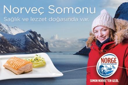 SOMON NORVEÇ'TEN GELİR