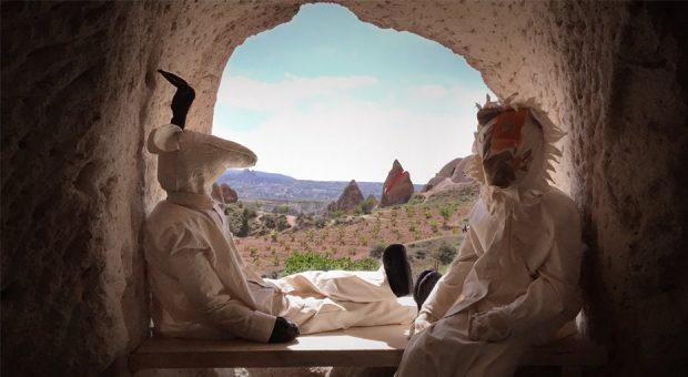Keşfe uzanan yol Cappadox'ta.Cappadox biletleri satışta