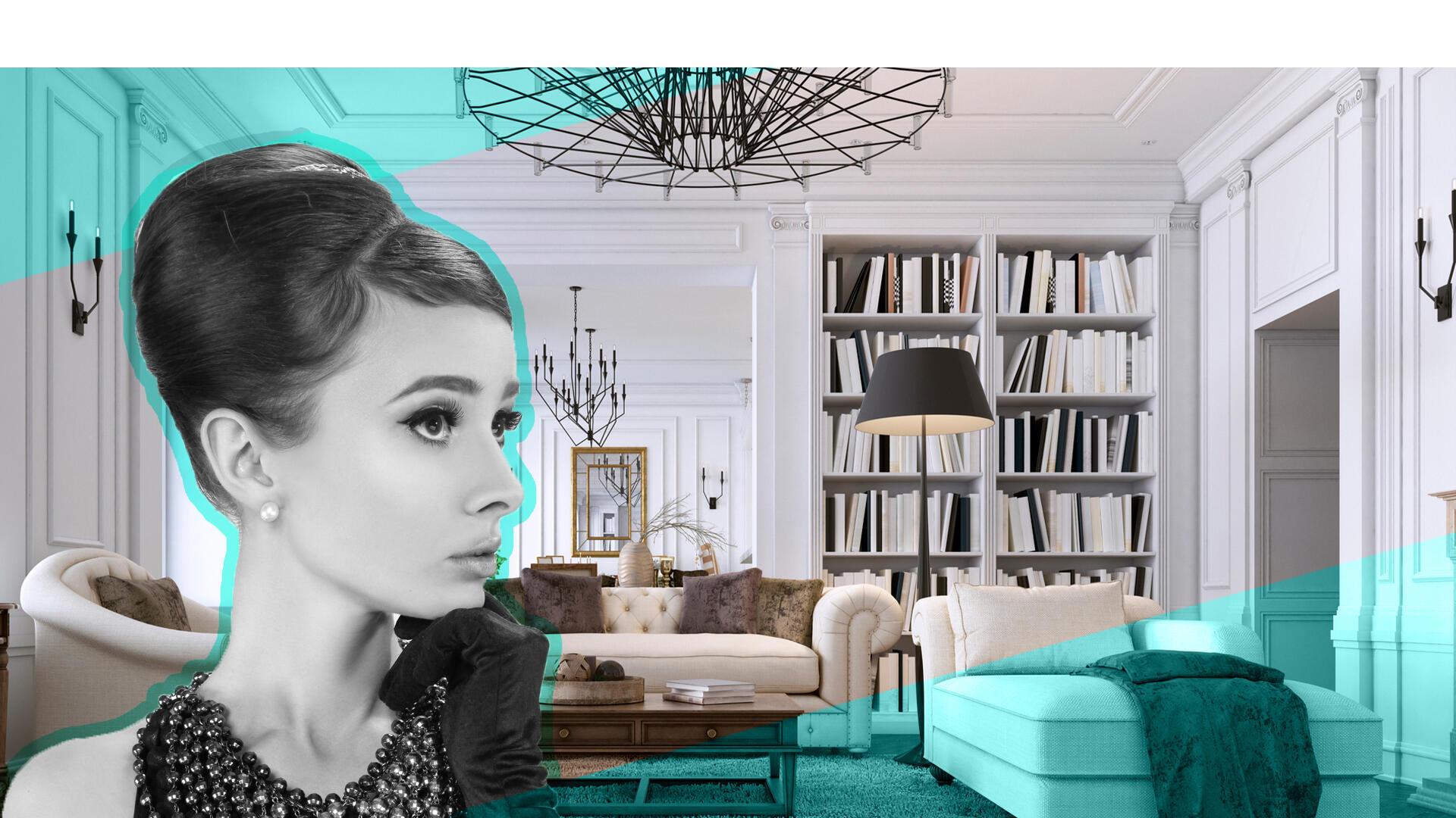 Tarzlarıyla ikonlaşan kadınlardan ev dekorasyonu konusunda  nasıl ilham alabilirsiniz?